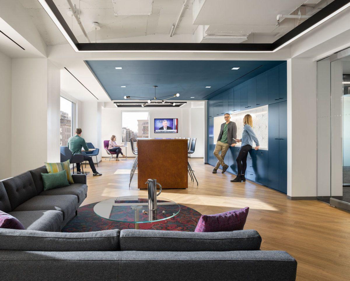 Office Tour Booz Allen Hamilton NexGen Innovation Center