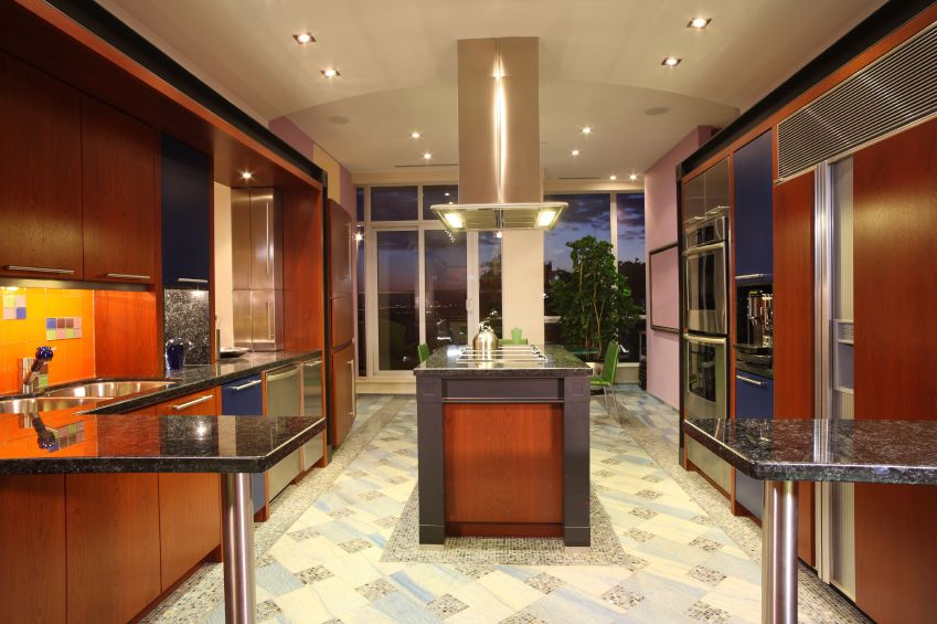 Custom Kitchen Design New 60 Ultra Modern Custom Kitchen Designs Part 1  Galley Kitchens Decorating Design