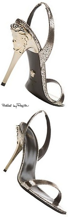 Regilla ⚜ Versace SS 2015