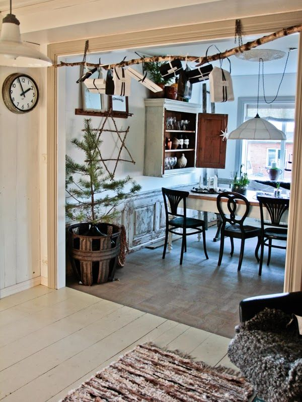 Adventskalender With Images Vintage House Shabby Chic Homes