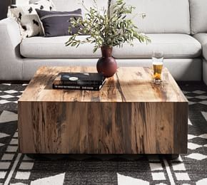 Parkview Reclaimed Wood Coffee Table Coffee Table Reclaimed
