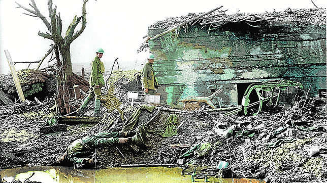 Así evitó Italia «in extremis» que España entrara en la Primera Guerra Mundial