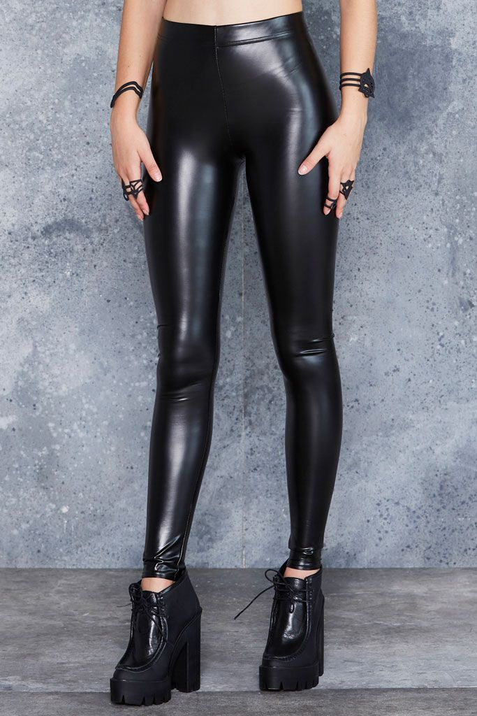 a9bed2762df59 Antagonist Leggings - LIMITED ($90AUD) by BlackMilk Clothing | Black ...