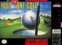 Hal's Hole in One GolfAll Super Nintendo Games: List of SNES Console Games Video Games. #snes #nintendo #fun #gaming #super #classicgames #games #geek #nerd #oldskool #retro #synergeticideas #pins #pinterest