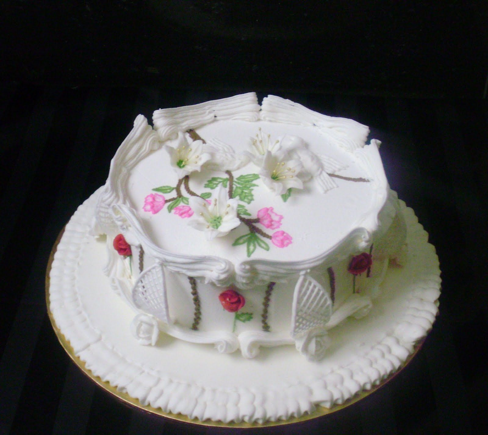 Cute royal icing cake 2 cakes royal icing pinterest royal icing cakes royal icing and - Decoration gateau glacage royal ...