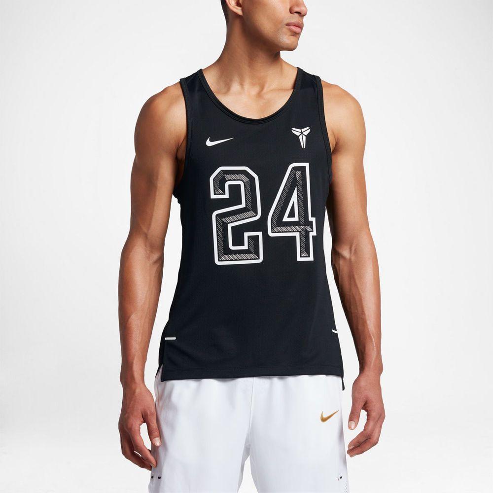 Nike Kobe Dri Fit Tank Top Shirt Sz S Basketball
