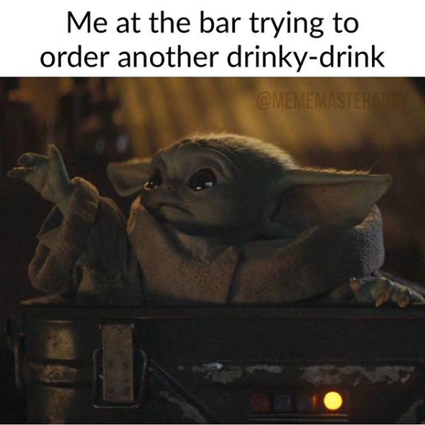 Pin By Gracehatton On Yoda Meme Yoda Meme Funny Gif Yoda