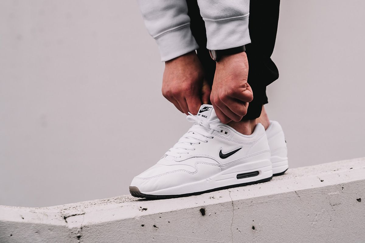 competitive price 4630a f98ac On-Foot  Nike Air Max 1 Jewel Pack - EU Kicks  Sneaker Magazine
