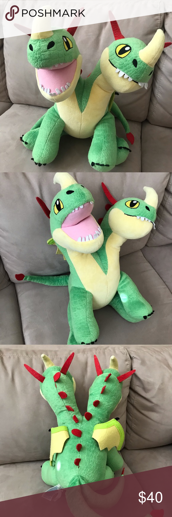 How To Train Your Dragon 2 Plush In 2020 How Train Your Dragon How To Train Your Dragon How To Train Your