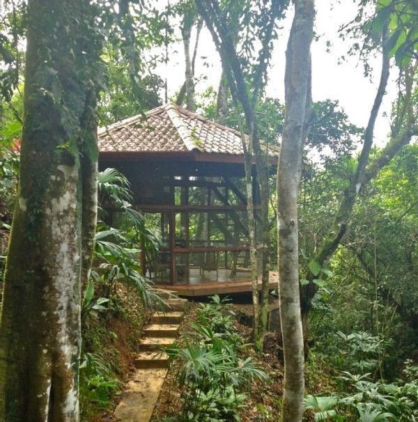 Waterfall Villa In Puntarenas Costa Rica