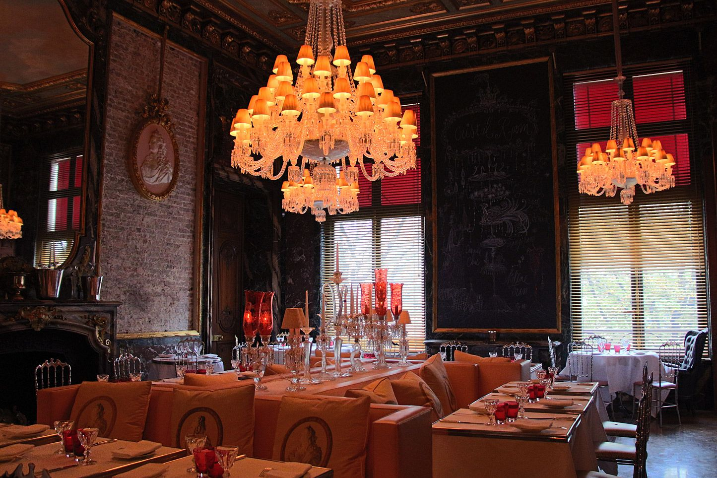 Restaurant Cristal Room Guy Martin A Paris 16 Paris Luxury Paris Restaurants Springtime In Paris