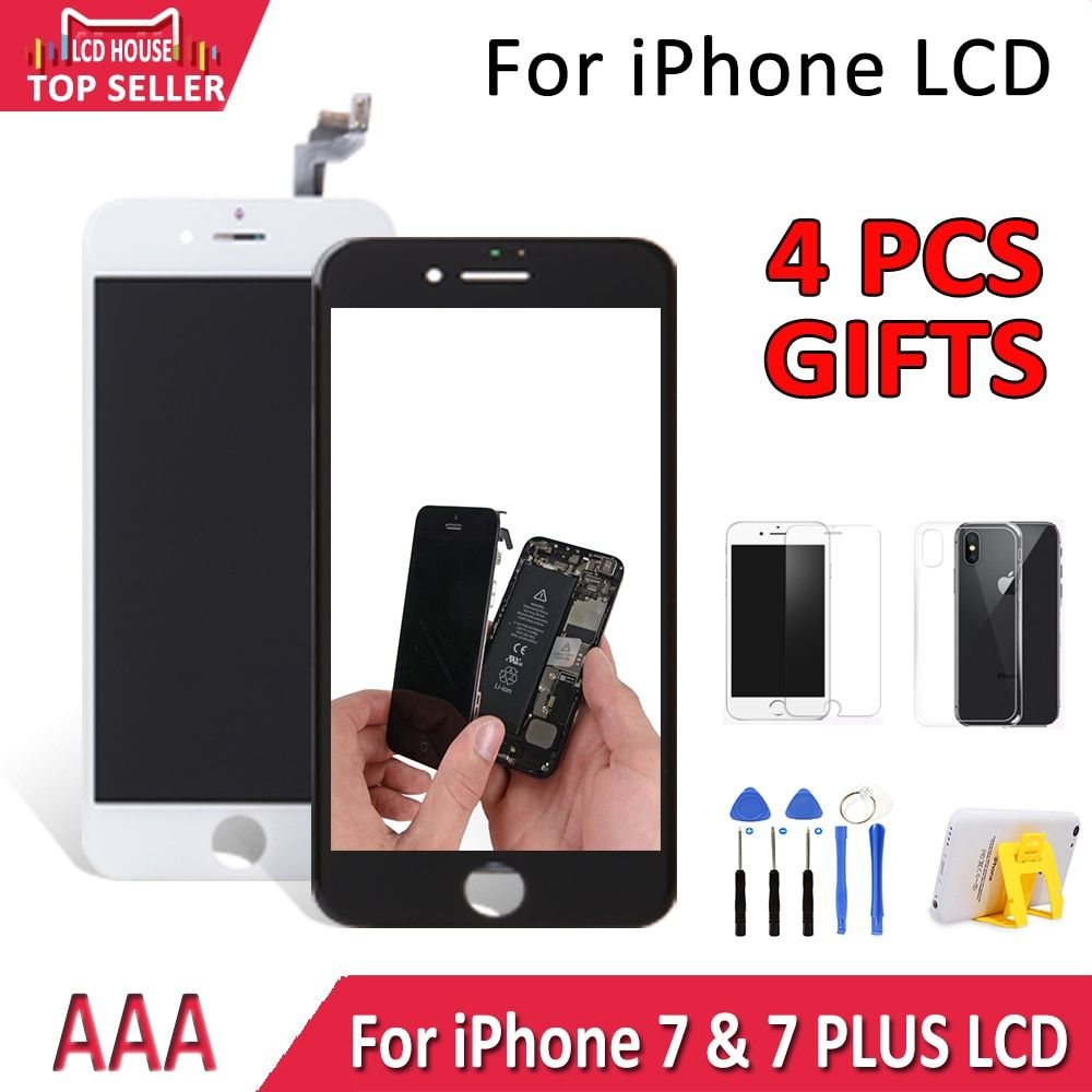 Universe Of Goods Buy 1pcs Grade Aaa Lcd 4 7 Inch For Apple Iphone 7 Plus Lcd Display With 3d Touch Screen Digitizer Assembly With Images Iphone 5s Iphone Apple Iphone