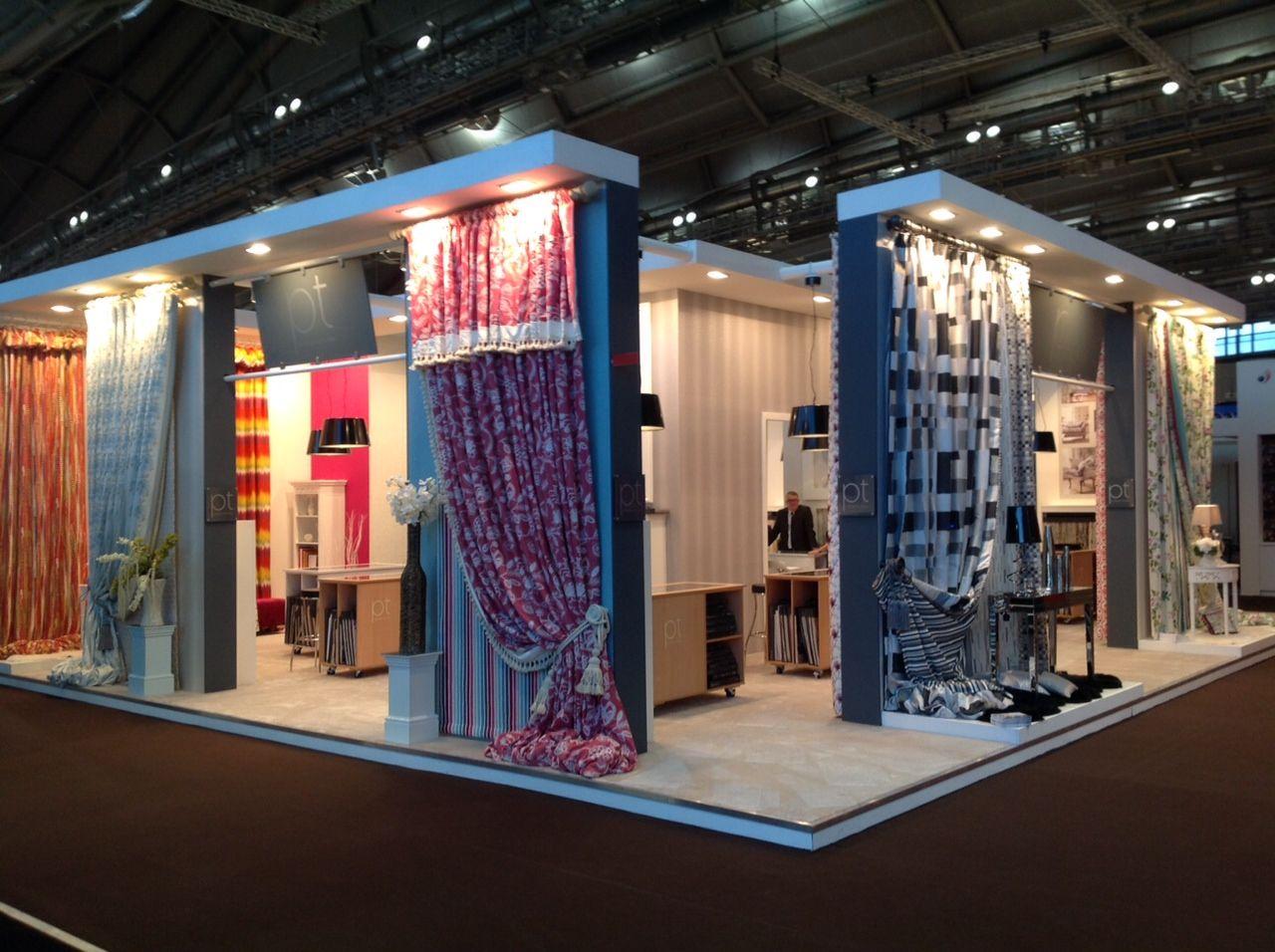 Fabric Exhibition Stand Design : Heimtextil stand pinterest