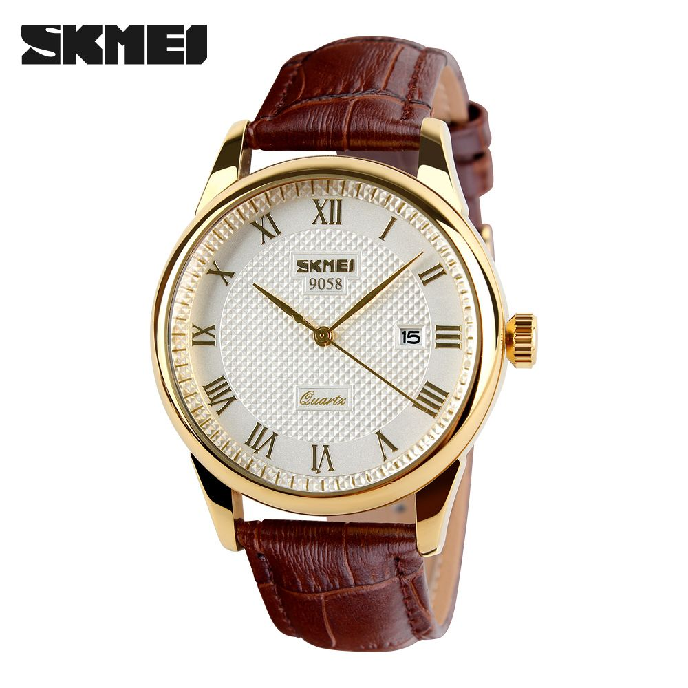 464e76903e6 Mens Watches Top Brand Luxury Quartz Watch Skmei Fashion Casual Business  Watch Male Wristwatches Quartz-