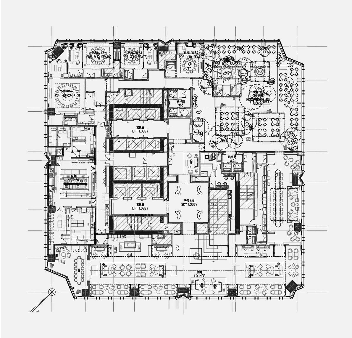 Park Hyatt Shenzhen Hotel Floor Floor Plans How To Plan