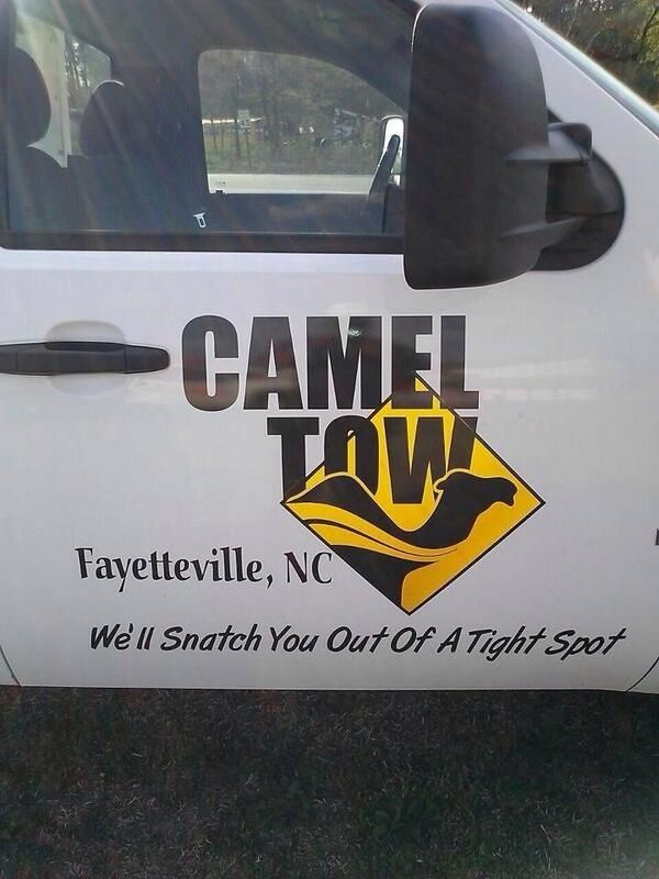 The tow-truck pun  | Funny | Funny, Funny signs, Business