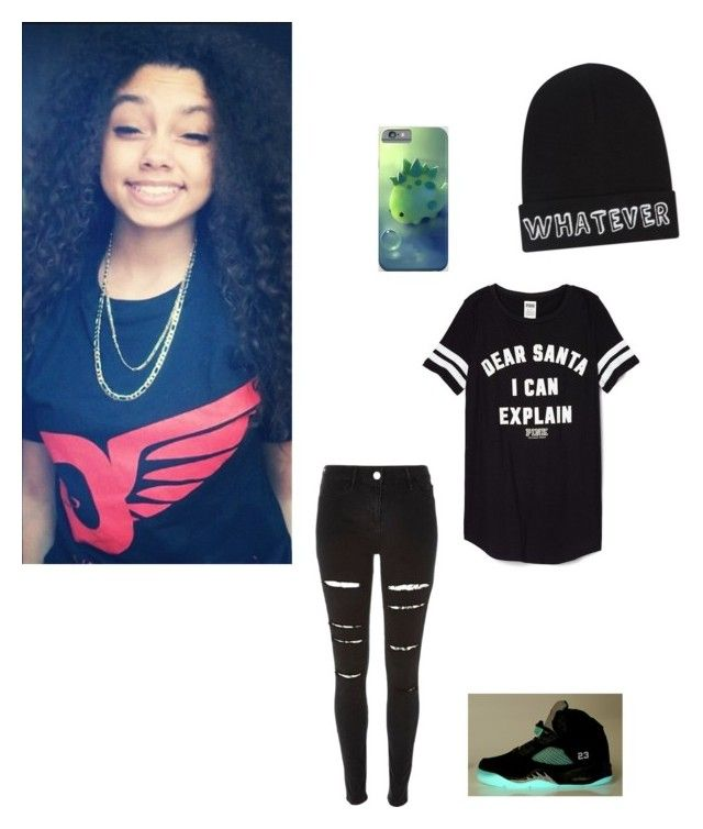 """""""Going to movies!-Miya"""" by crazy-wired-anon-girl ❤ liked on Polyvore featuring River Island, Local Heroes and anonMiya"""