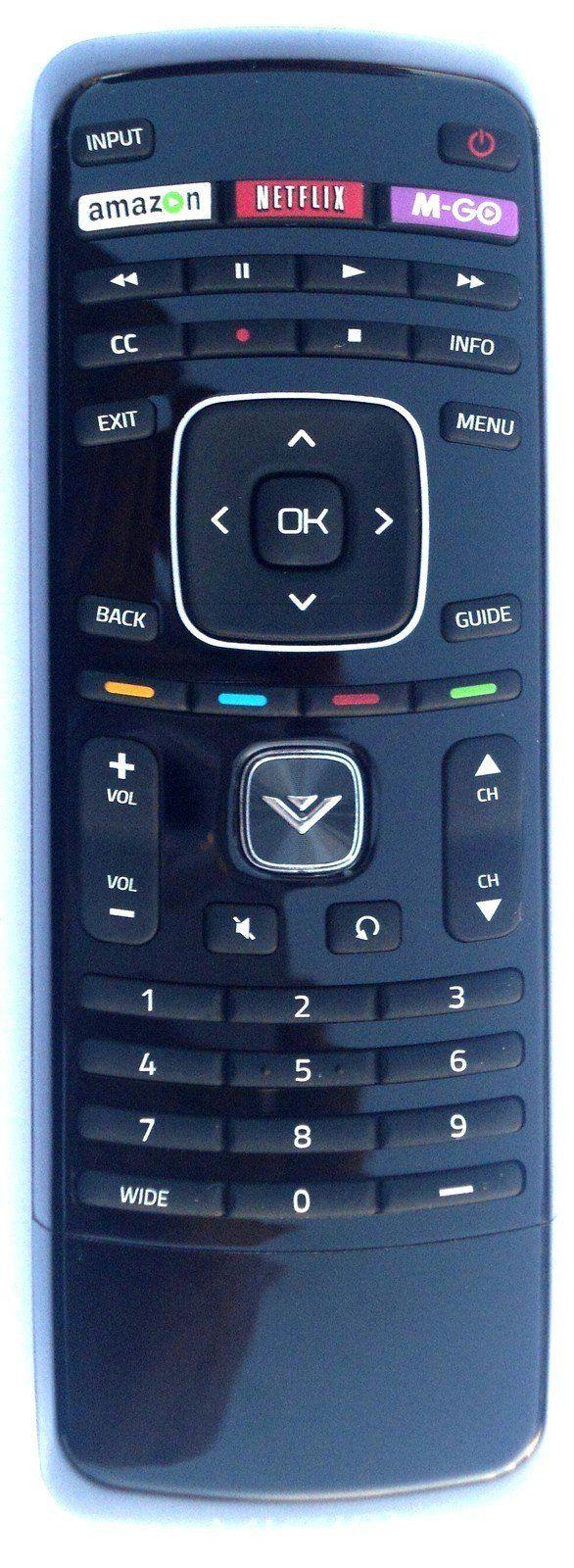NEW Universal Remote XRV4TV for almost all Vizio brand LCD