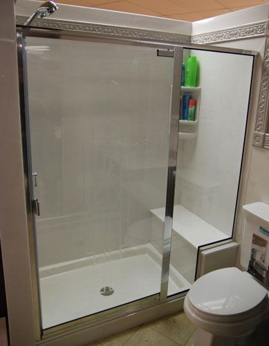 replace tub with shower seat - Google Search | Misc | Pinterest ...