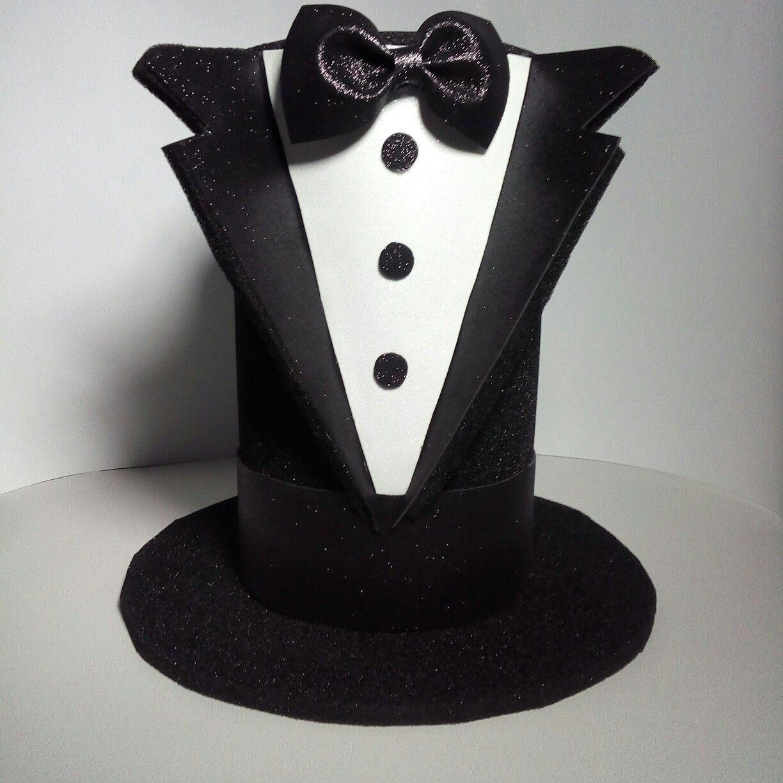Sombrero de smoking  255ade8366a