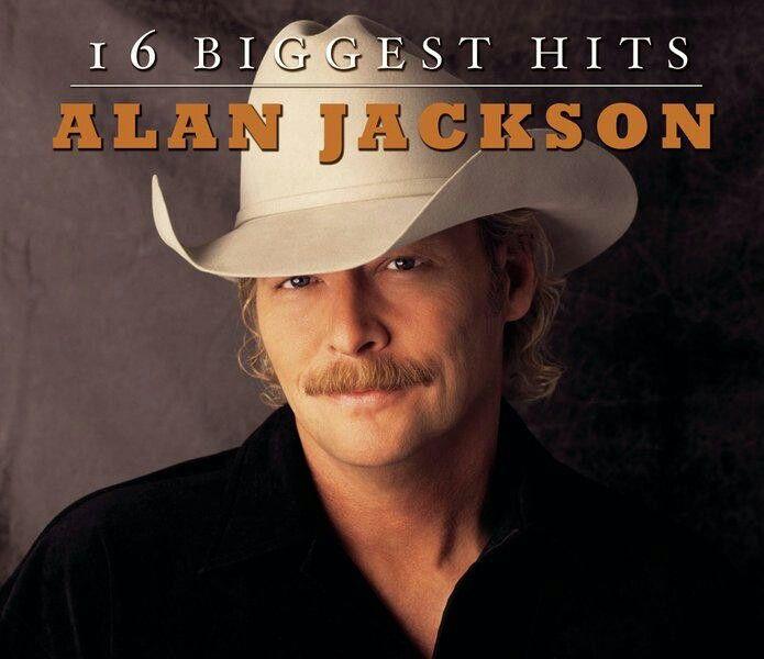 Pin By Rwnb On Alan Jackson Alan Jackson Albums Jackson Song