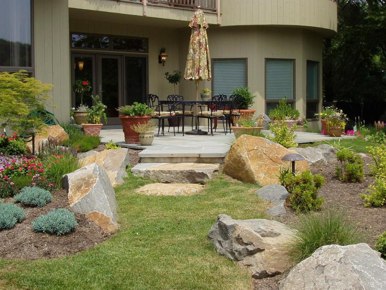 patio garden ideas. The Right Patio Landscaping Ideas Will Help Complement Your Outdoor Living Space. Garden U