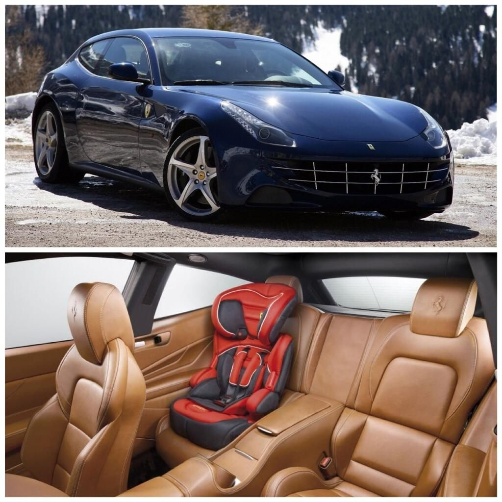 Ferrari Ff With A Car Seat Sign Me Up Sports Cars Luxury Sports Car Photos Sport Cars