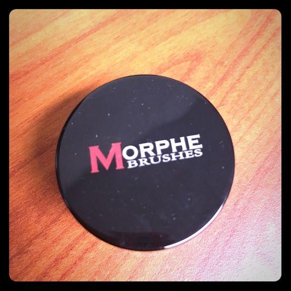 Morphe cream eyeshadow. Never used! New! Morphe brand cream eyeshadow in the color slick. Never used! Brand new! Beautiful coppery brown color. Makeup Eyeshadow