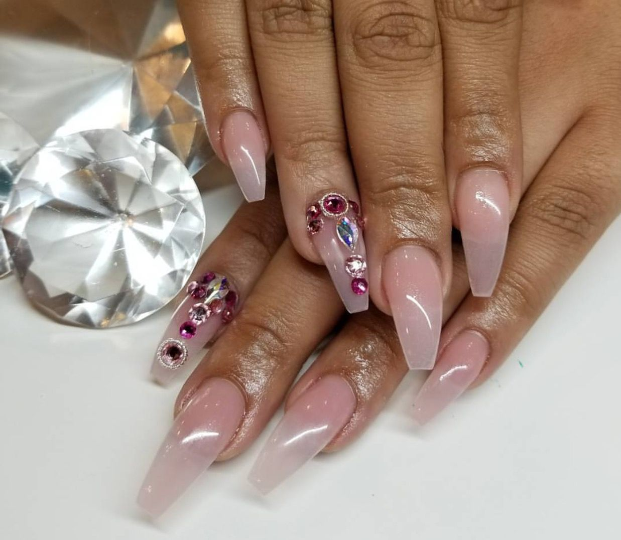 Pin by J.Cole\'s Daughter on NAILS | Pinterest | Fabulous nails