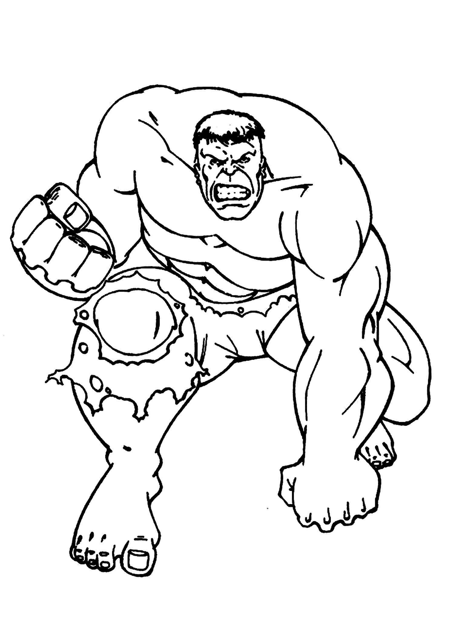 10 Incredible Hulk Hulk Coloring Pages Spiderman Coloring