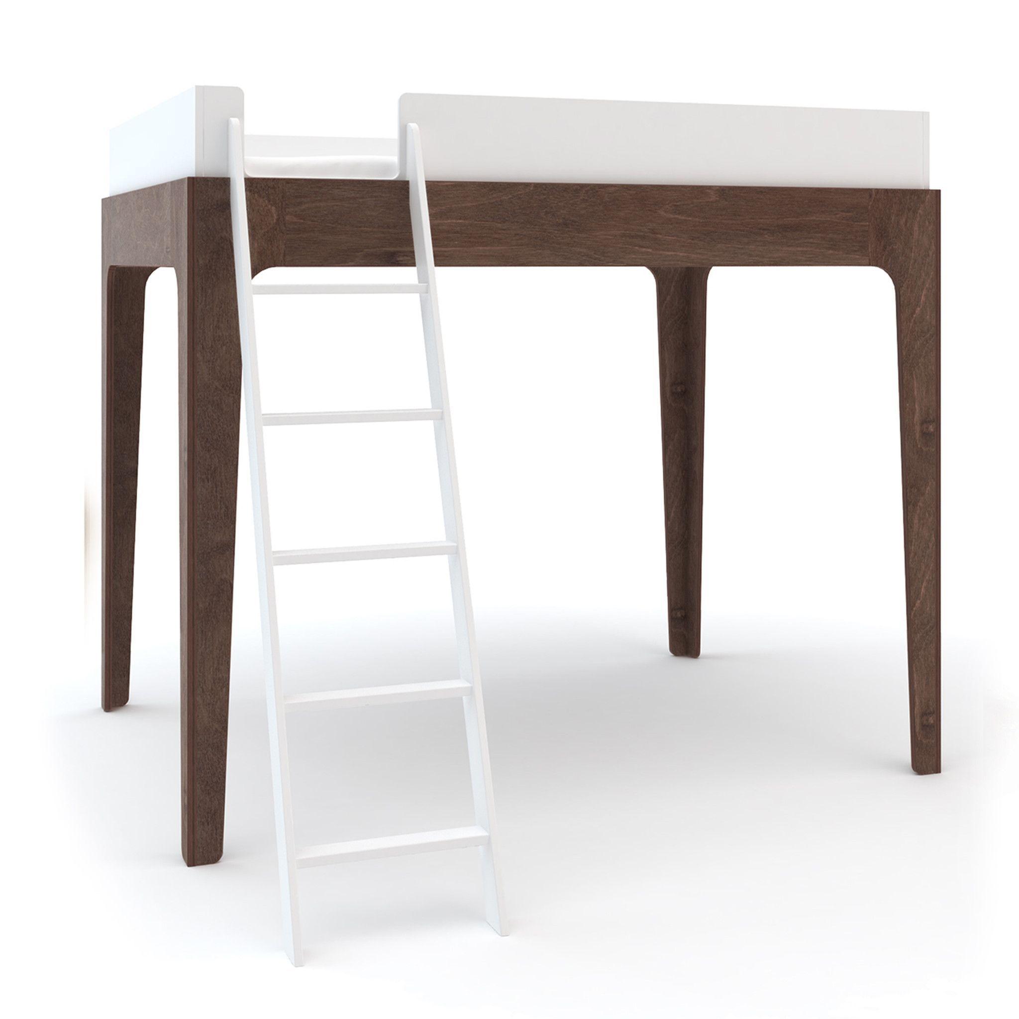 Oeuf Perch Full Loft Twin loft bed, Loft bed, Furniture