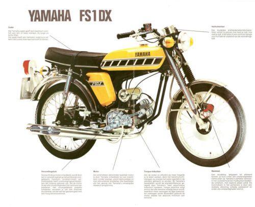 yamaha fs1e fizzy fs1 fs1 e fs1 e dx service manual ebay two rh pinterest com yamaha fs1 manual pdf yamaha fs1 service manual pdf