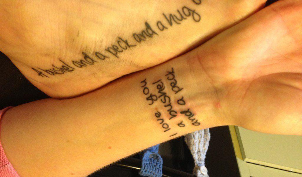 Motherhood Quotes Tattoos. QuotesGram | Mother Daughter ...