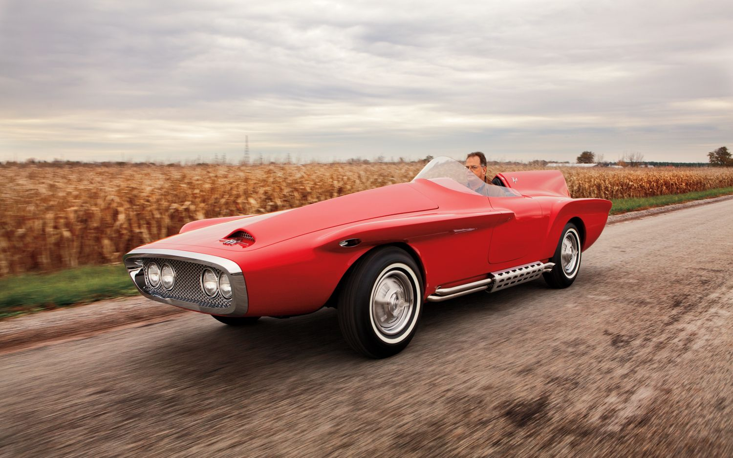 1960 Plymouth Xnr Concept Drive Motor Trend Classic Classic