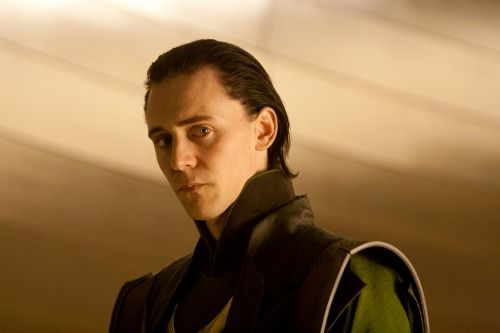 Loki had always been my favorite bad boy, but thank you for making it just that much better.