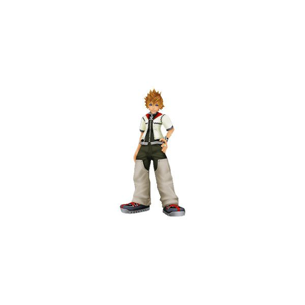 Roxas image by sage_14 on Photobucket ❤ liked on Polyvore