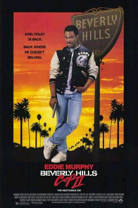 80 S Movies Action Comedy Movie Beverly Hills Cop