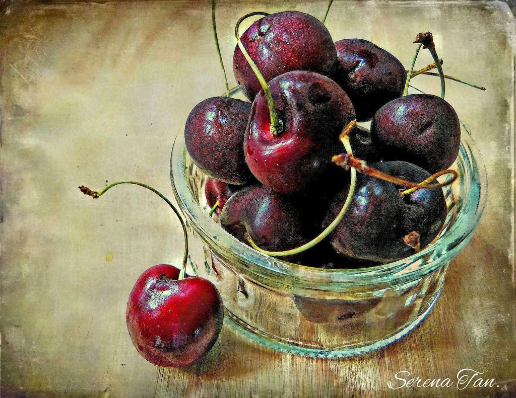 Cherries. | by Through Serena's Lens