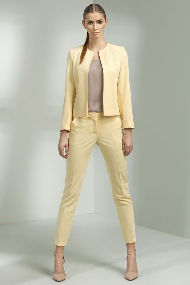 46c62ad84e0ad Костюм женский вечерний брючный костюм (75 фото): для полных женщин, на  свадьбу, нарядный, праздничные в ресторан