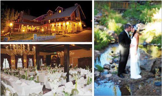 Brook Forest Inn Evergreen Colorado Wedding Reception Site