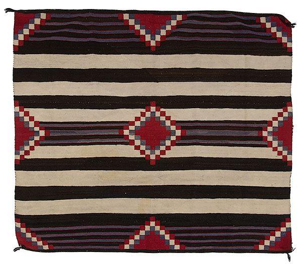 Navajo Third Phase Chief S Blanket