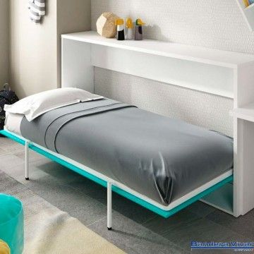 Dormitorios juveniles modernos, madera, forja completos en Málaga ...