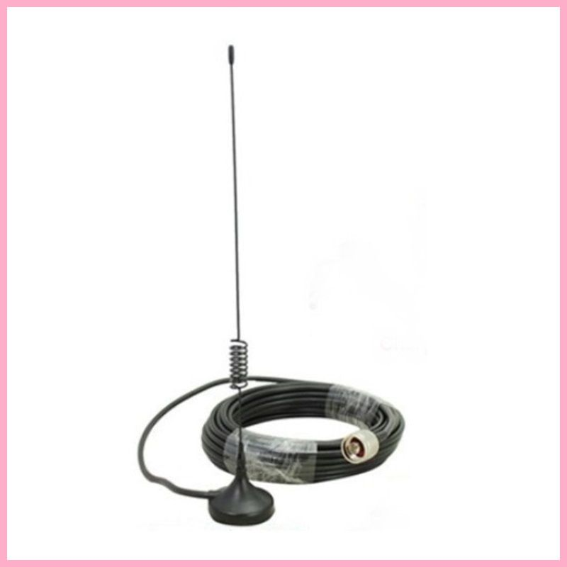 Accessory cell phone signal booster repeater external