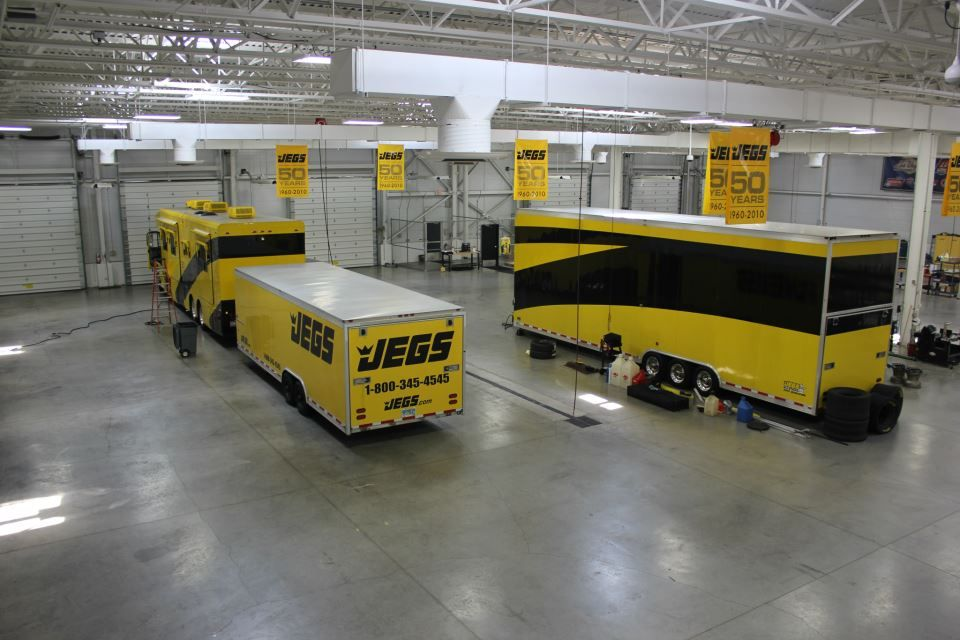 Trailers | JEGS Race Garage | Pinterest | Cars