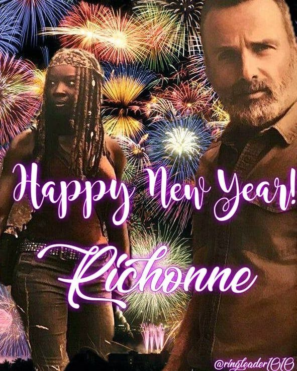 HAPPY NEW YEAR🌟 | The Walking Dead (AMC) | Andrew lincoln ...