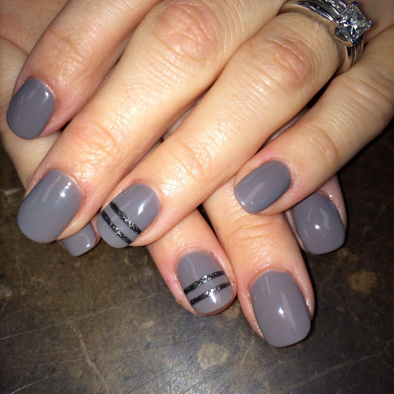 Gel Manicure Design #NailsByEm | Nails,Nails, Nails. | Pinterest ...