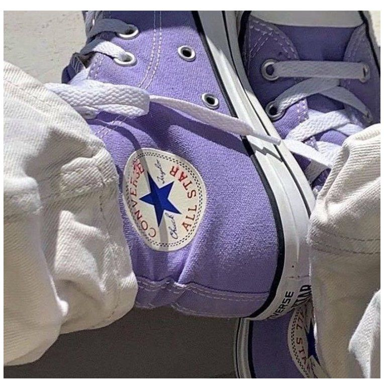 purple short aesthetic