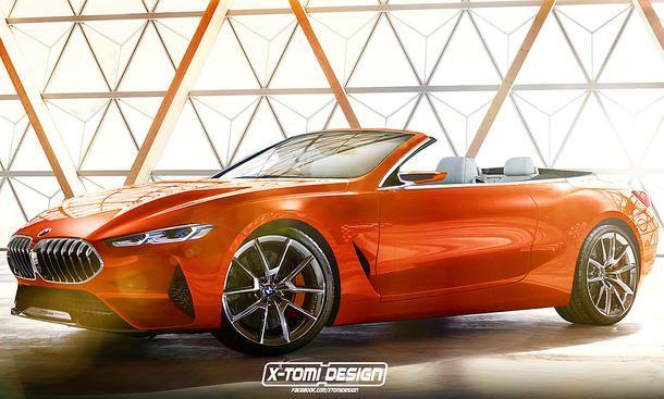 Bmw 8er Cabrio G14 2019 Technische Daten Cabrio Bmw Concept