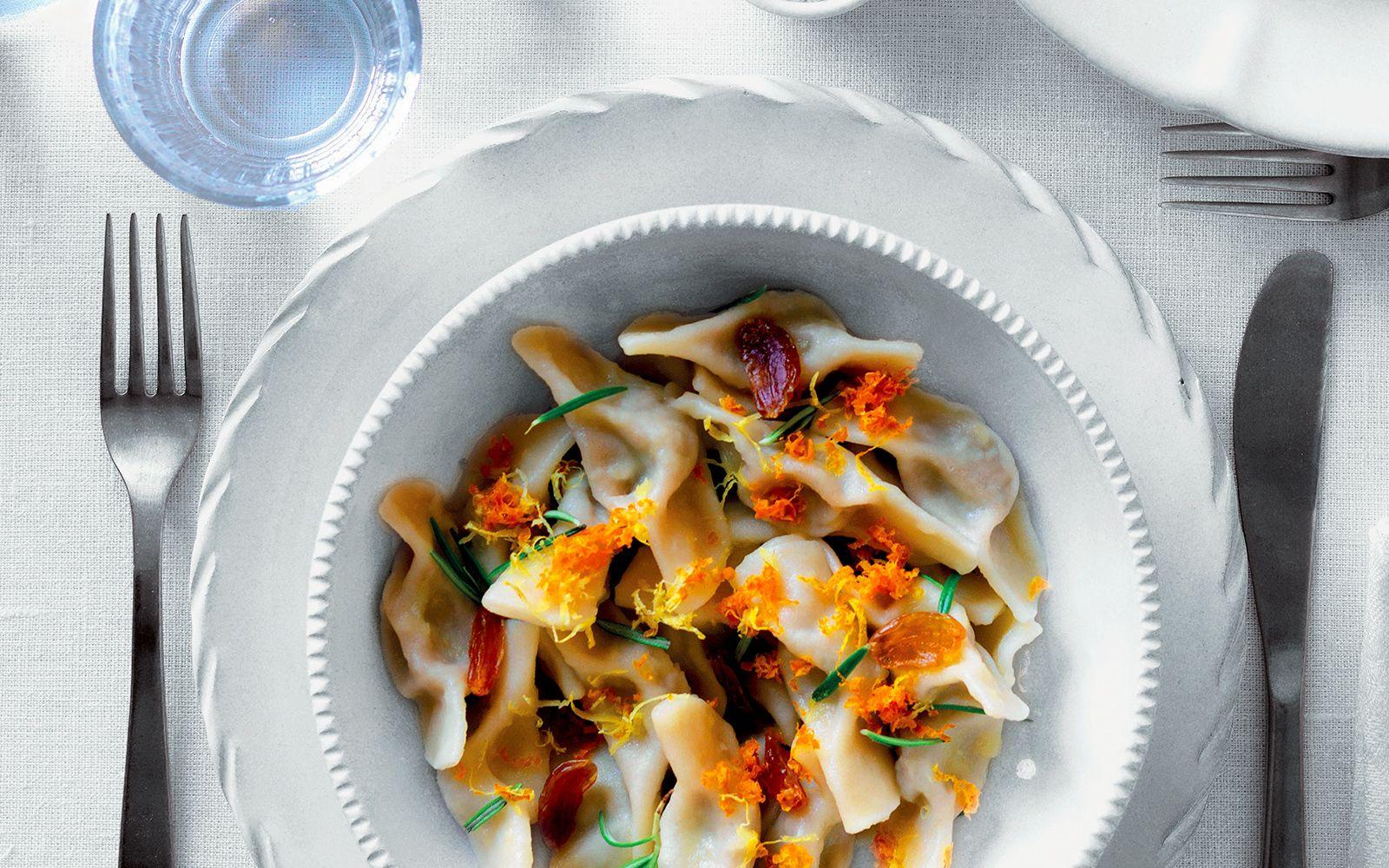 Ricetta Ravioli Vegan.Ricetta Casoncelli Vegani La Cucina Italiana Recipe Italian Recipes Recipes Cooking
