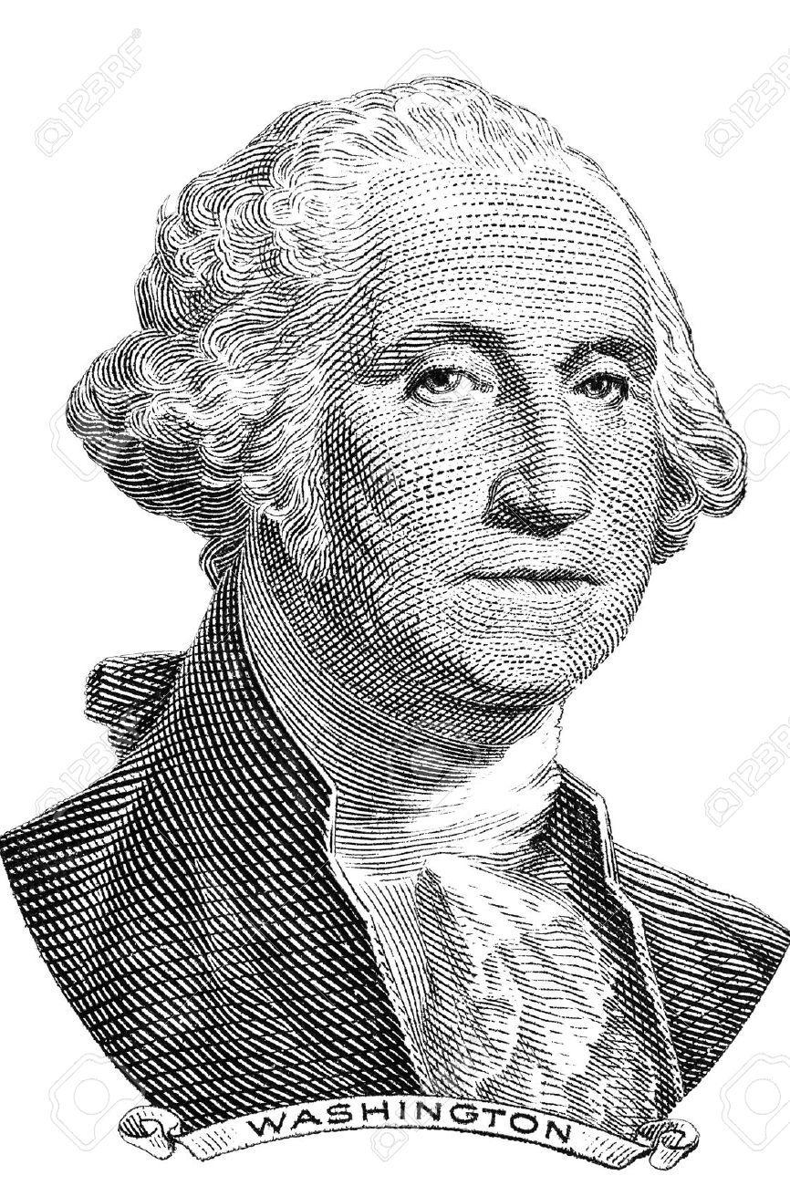 Asombroso George Washington Para Colorear Jardín De Infantes Patrón ...